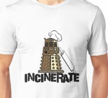 Iskybibblle Products /Dalek Chef Unisex T-Shirt