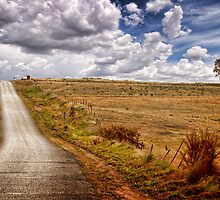 Road to Pyalong by Kerry Duffy