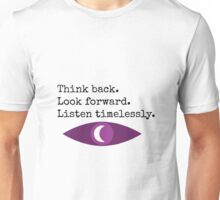 Welcome To Night Vale Time Design Unisex T-Shirt