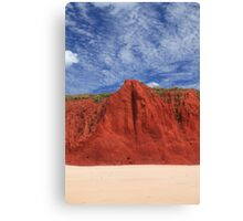 Point of Contention - James Price Point Canvas Print