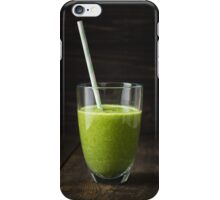 Smoothie in a glass iPhone Case/Skin