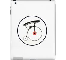 The Prisoner No. 6 Badge iPad Case/Skin