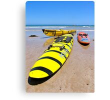 Surf's Up ! Christies Beach, Adelaide  Canvas Print