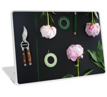 Florist workplace and accessories Laptop Skin
