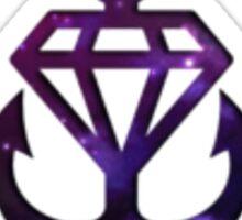 Stay Sick Purple Logo Sticker