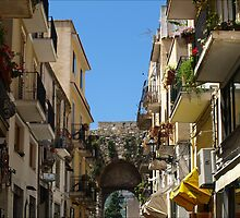 Taormina South Gate by Janone