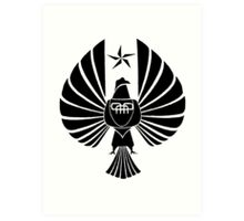 Pacific Rim Pan Pacific Defence Corps Logo Art Print