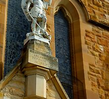 St George's Dragon by Keith Richardson
