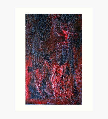 Liebe und Zorn Art Print