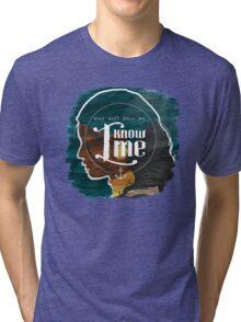 Isabela - I Know Me Tri-blend T-Shirt