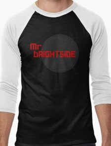 mr brightside red Men's Baseball ¾ T-Shirt
