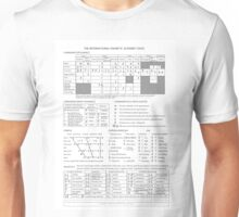 International Phonetic Alphabet Unisex T-Shirt