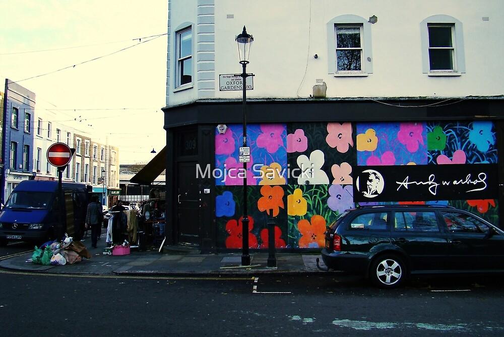 City Flowers And Bags by Mojca Savicki