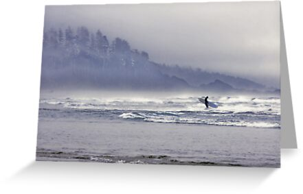 Wickaninnish Surf by EchoNorth