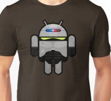 Android Police - Android Robocop Unisex T-Shirt