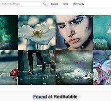 make a wish, kiss a fish – take a chance ;) - 20 November 2010 by The RedBubble Homepage