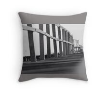 Jetty Numbers Throw Pillow