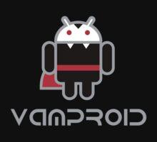 Android Vamproid - Android Vampire Kids Tee