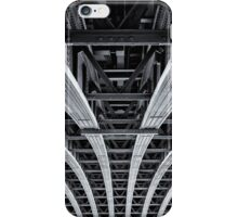 Monochrome - Geometry iPhone Case/Skin