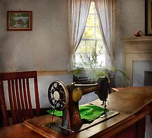 Sewing - My sewing room  by Mike  Savad