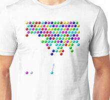 Bubble Shooter Unisex T-Shirt