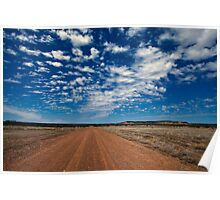 The Outback Poster
