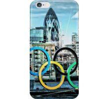 Olympic City Light  iPhone Case/Skin