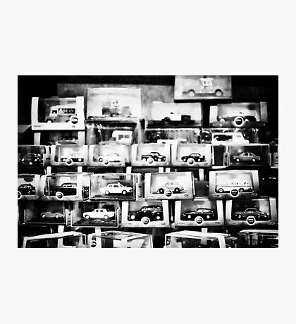 Automobiles Photographic Print