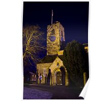 St Andrews Church, Corbridge Poster