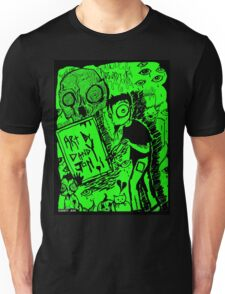 Artwork by Dandy Jon Unisex T-Shirt
