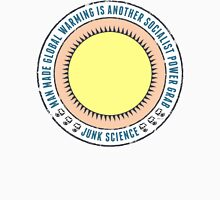 Junk Science Power Grab Unisex T-Shirt