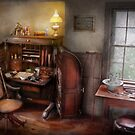 Doctor - In the doctors study  by Mike  Savad
