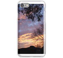 late skies iPhone Case/Skin