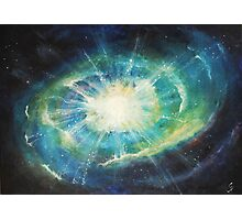 Galaxy. Breath, then explode Photographic Print