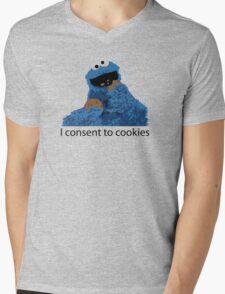 cookies Mens V-Neck T-Shirt