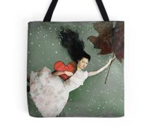 Back to earth Tote Bag