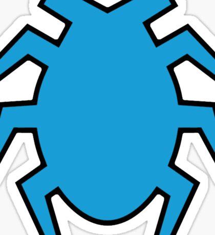 Blue Beetle Sticker