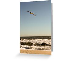 New Jersey Shore Greeting Card