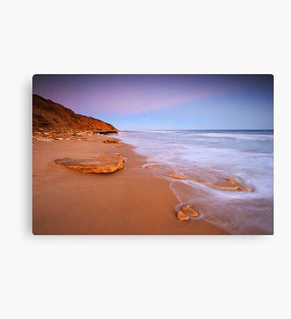 13th Beach at Barwon Heads Canvas Print