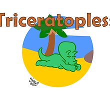 Triceratopless by Nude-is-Life