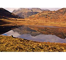 Beautiful Blea Tarn Photographic Print