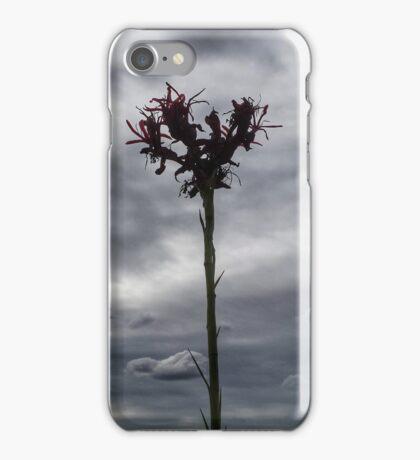 clouds + spike iPhone Case/Skin