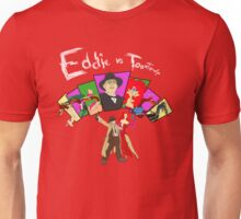 Eddie Valiant vs Toontown Unisex T-Shirt