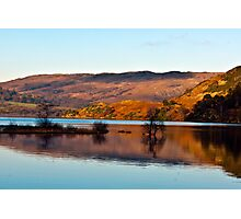 Calm Day on Ullswater Photographic Print