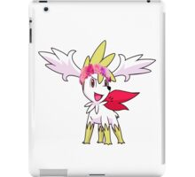 Shaymin with flower crown iPad Case/Skin