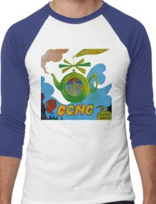 Gong T-Shirt Men's Baseball ¾ T-Shirt