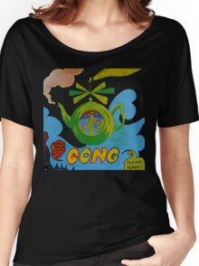 Gong T-Shirt Women's Relaxed Fit T-Shirt