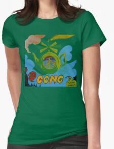 Gong T-Shirt Womens Fitted T-Shirt