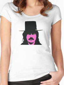 Captain Beefheart T-Shirt Women's Fitted Scoop T-Shirt