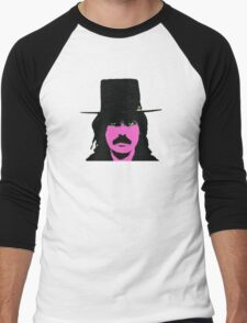 Captain Beefheart T-Shirt Men's Baseball ¾ T-Shirt